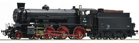 Roco 72120 OBB Rh38 Steam Locomotive III