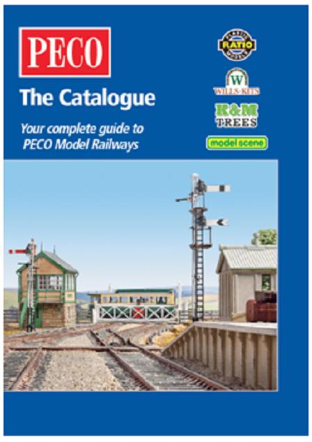 The all New 2015 Peco Main Catalogue