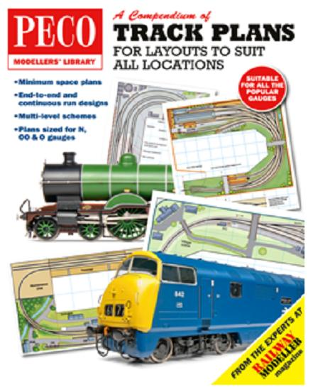 The all New 2015 Track plans Booklet from Peco